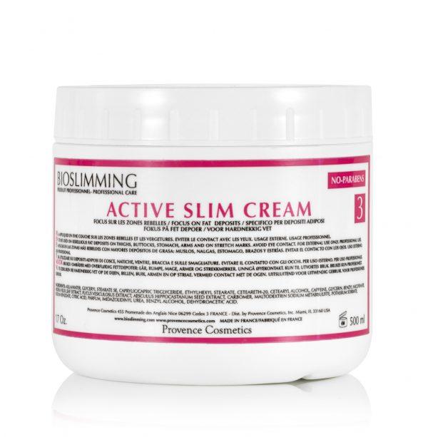 Active Slim Cream Step 3